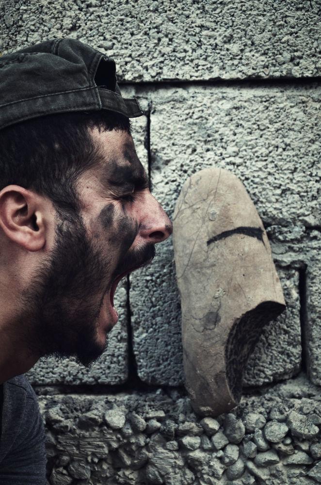 Photo in Fine Art #art #sad #amr #mohammad #zakho #iraq #kurdistan
