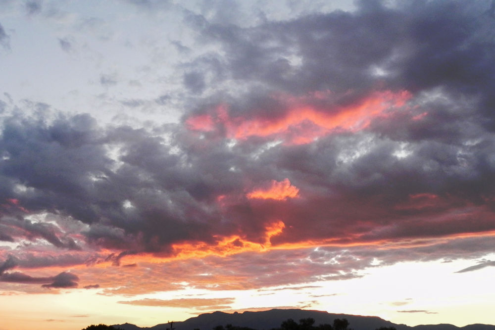 Morning Skies 003-2 by Edward Hudgeons