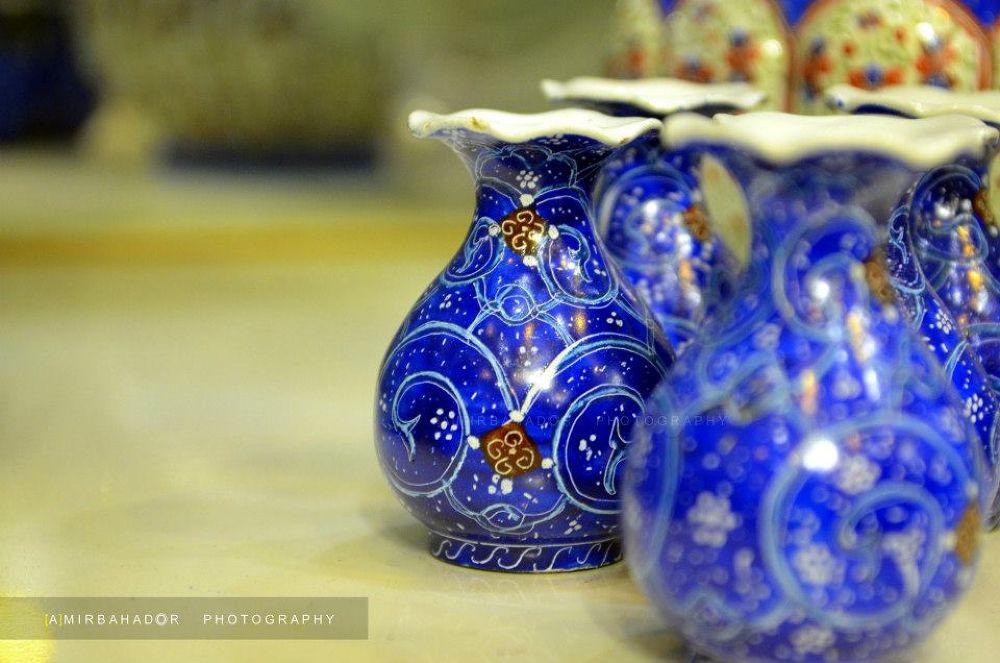 Mina handcraft of Isfehan - Iran by amirbahador