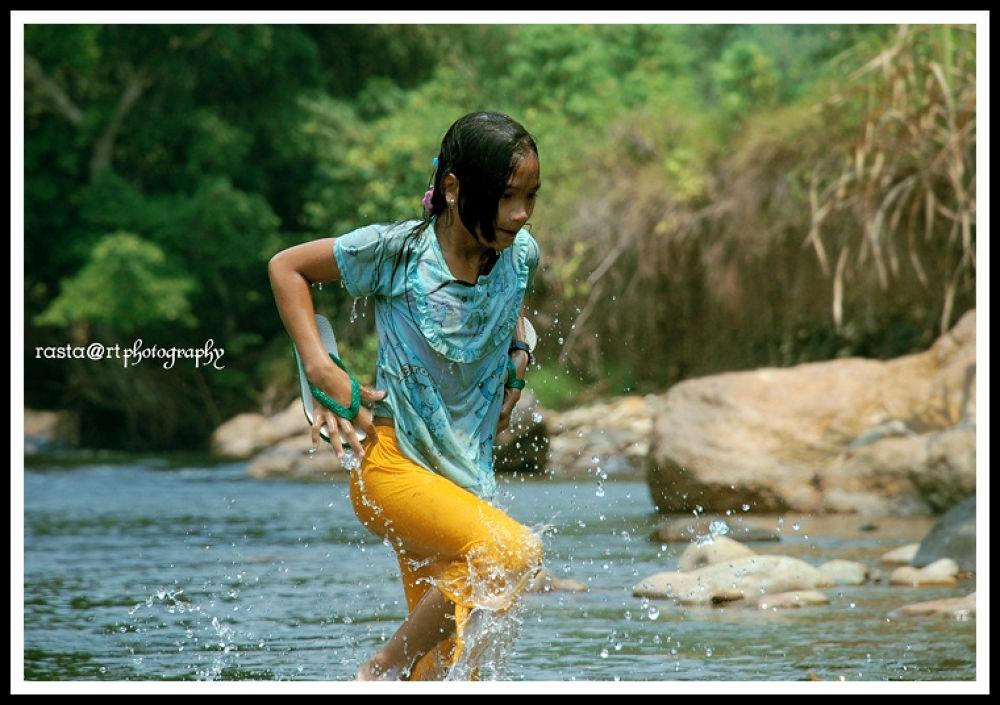 running by Nadi