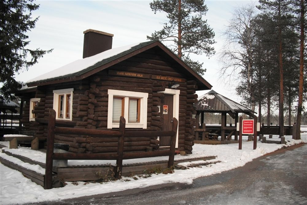 Santa Claus Village (3) by mellie