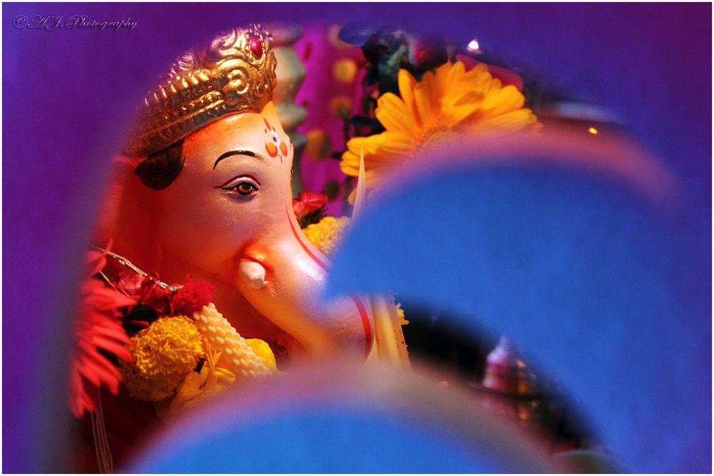 Ganesh by abhitrups2002