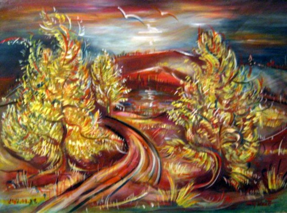Arany fák by NagyJozsef