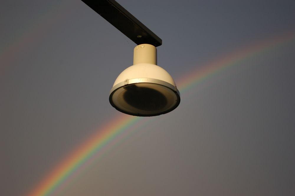 Rainbow light. by kenhs