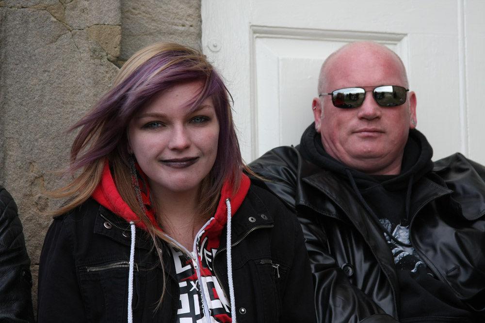 Photo in Random #goth #gothic #steampunk #punk