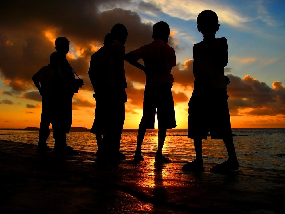 SunSet_mafushi by Ahmed SuNie