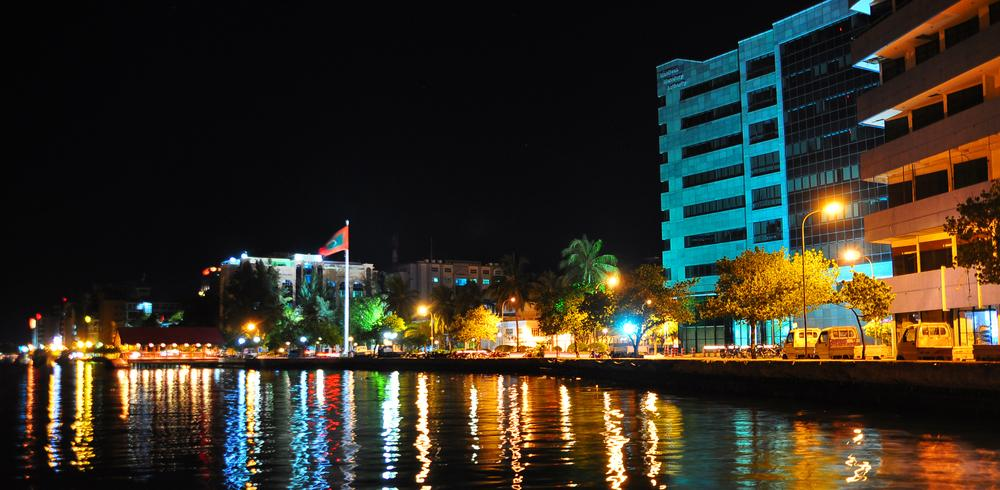Male' City by Ahmed SuNie