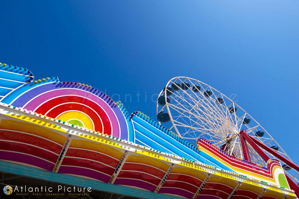 Ocean City Amusement Park by AtlanticPicture