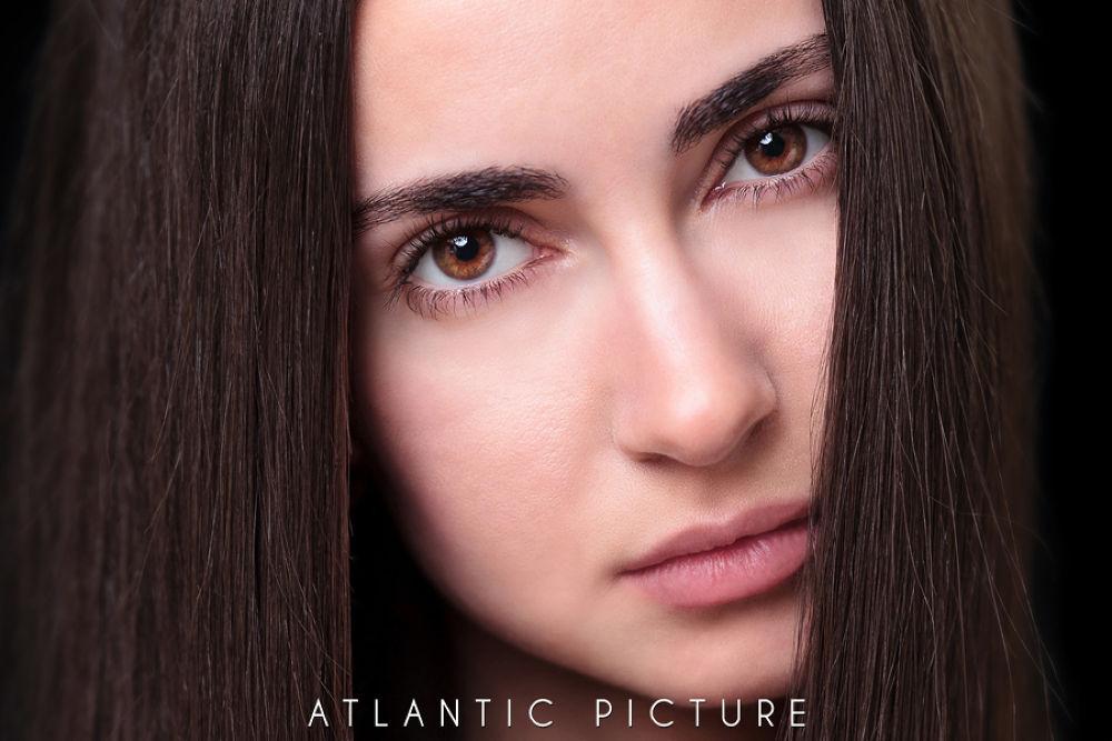 Valentina - Model Portfolio Shoot by AtlanticPicture