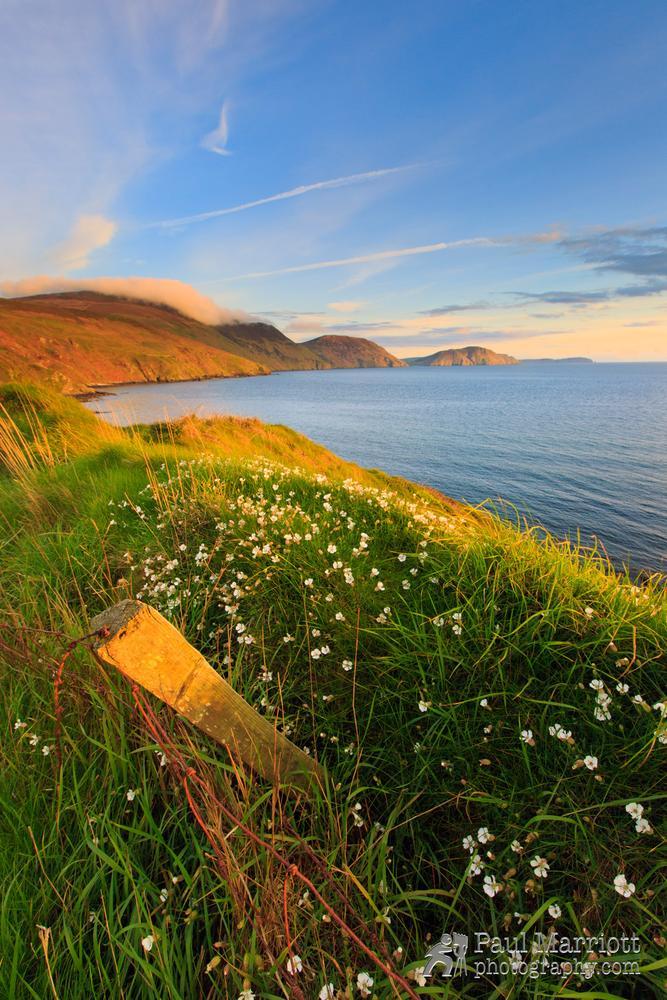 The Golden Coast by PaulMarriott