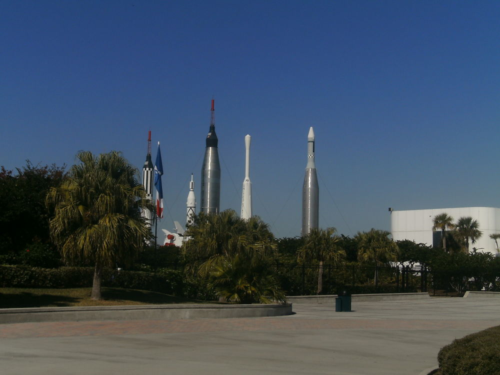 Kennedy space center by Andinsson