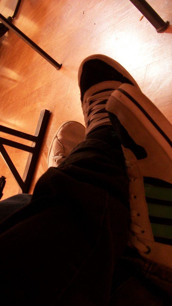 under table by Vlad Preutu