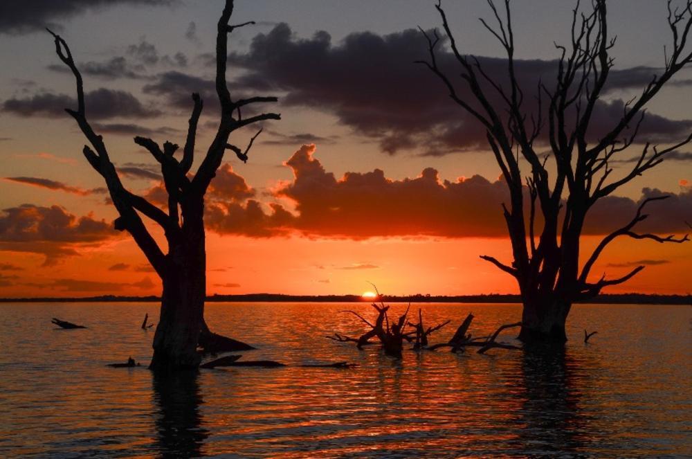 Lake Bonney (1 of 1) by Paul Morton