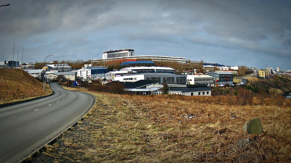 Reykjavik by Miklós Balázs