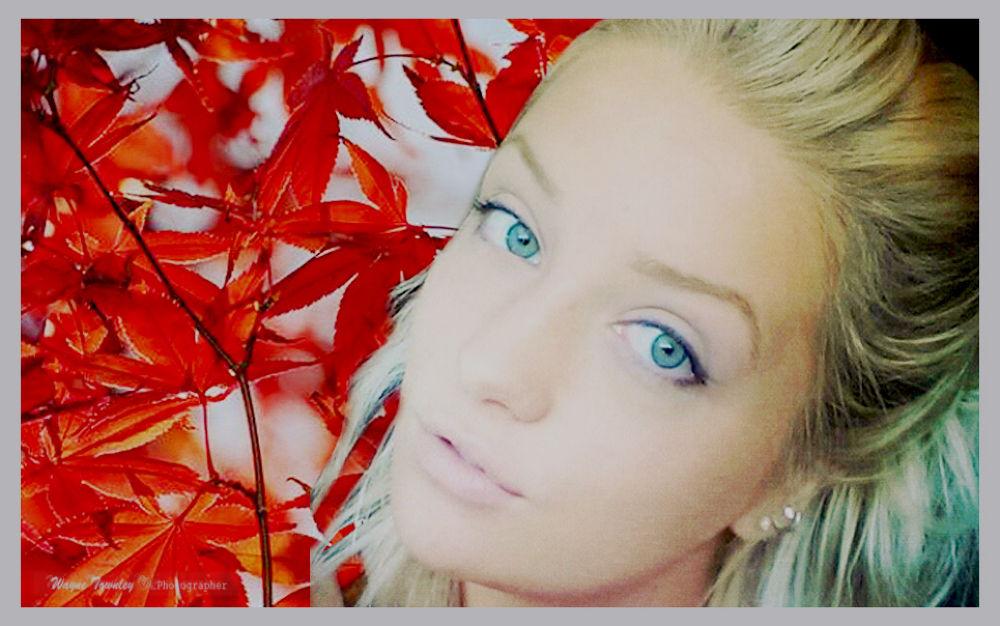 Lady of Fall by wayne15575