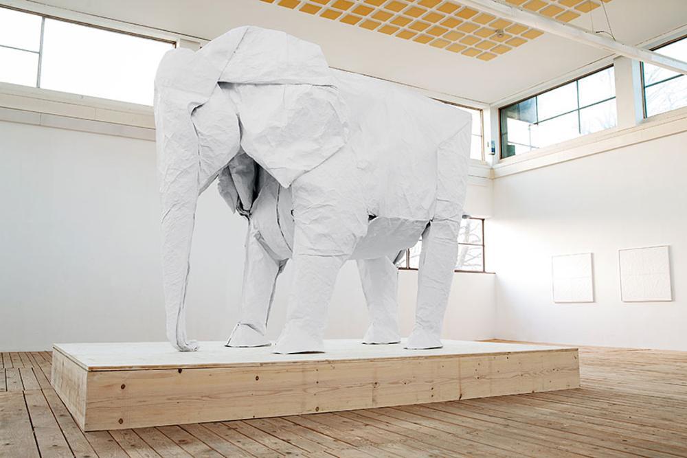 White Elephant Origami. by Neutrum Photography Edits