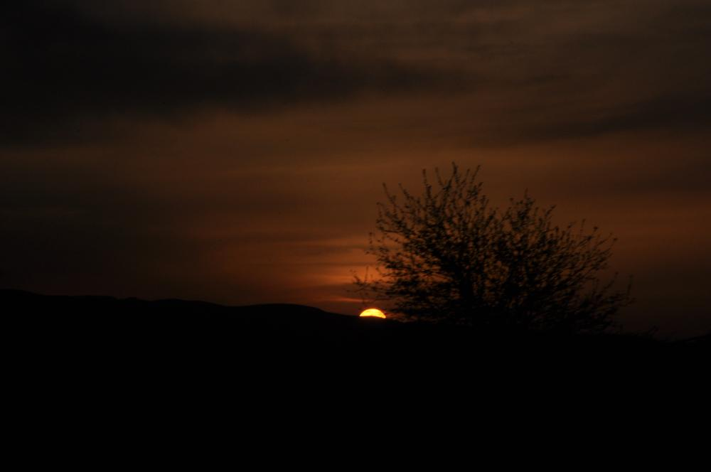 By Farman Kurdish Sun sunset in Kurdistan by Farman Kurdish