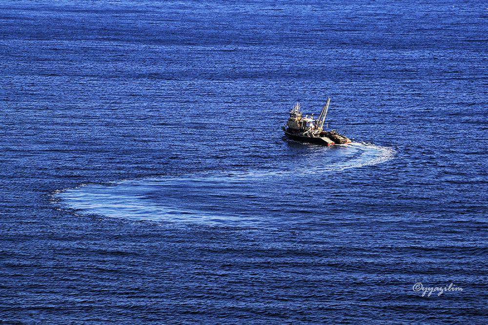 Balıkçı by İbrahim YILDIZ