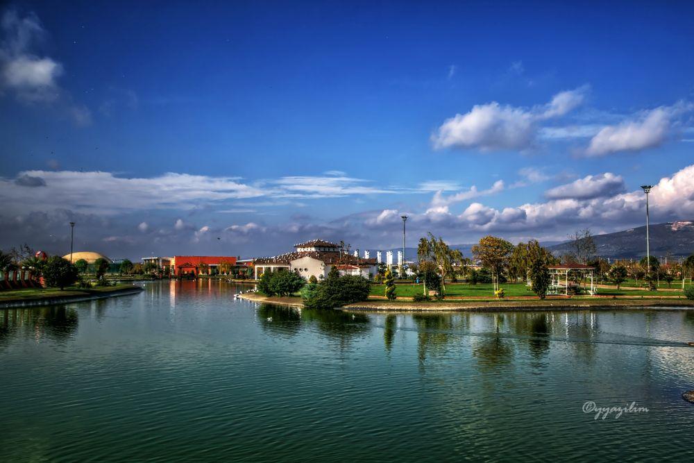 Park by İbrahim YILDIZ