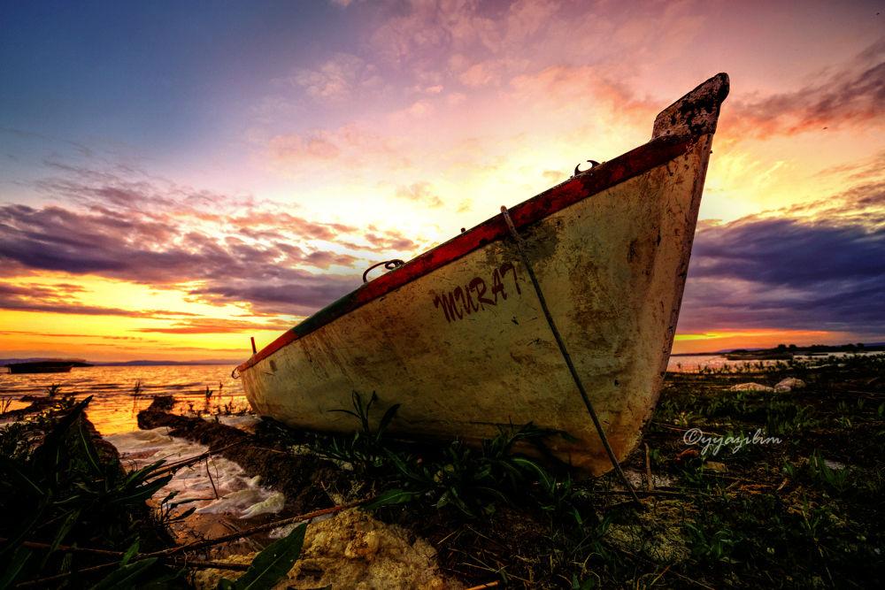 Kıyıda kenarda by İbrahim YILDIZ