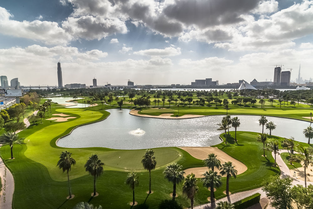 Dubai Golf WM by ashrafmj