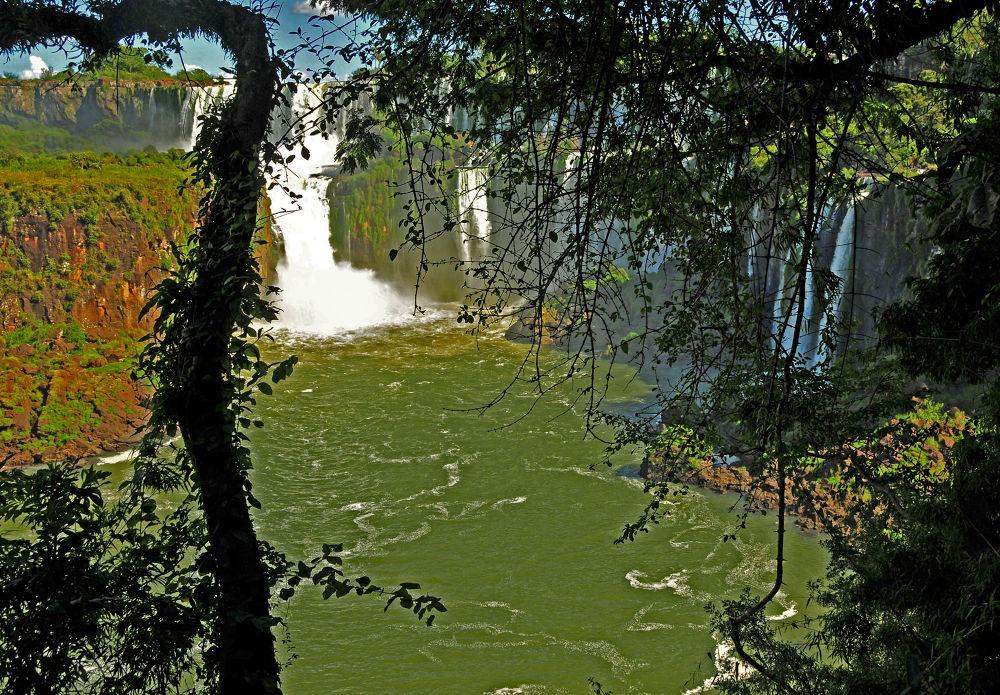 IGUAZU FALLS 5 by VICTORDEVILLE