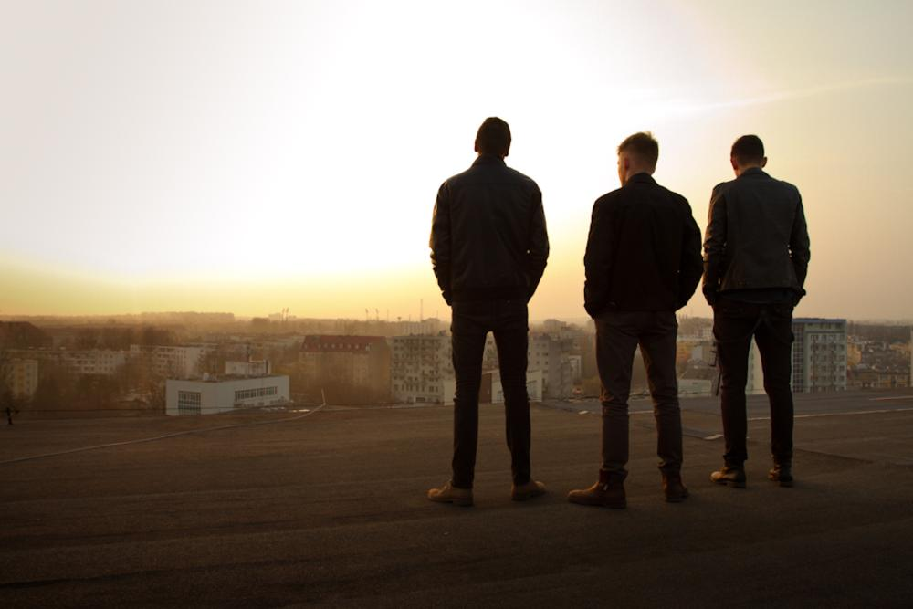 Photo in People #music #sunset #band #sunrise #roof #4am