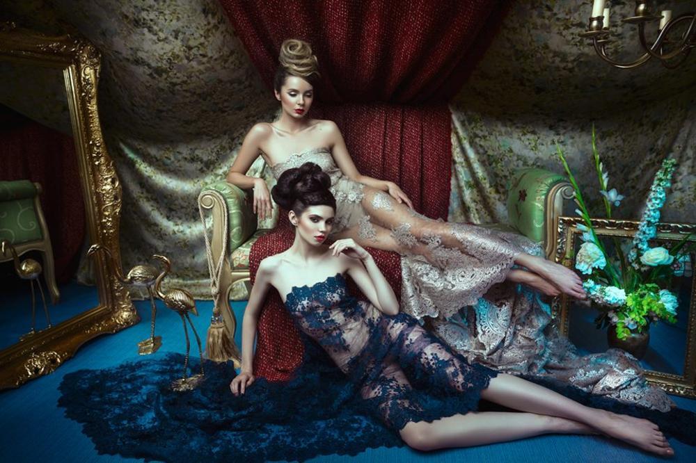 Fashion shoot by Gabriel Pintilie