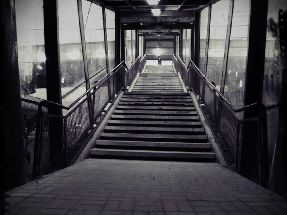 Train station by Lilla Lovas