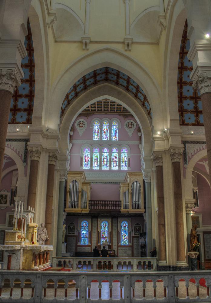 Basilique Saint Augustin Annaba by Hacene CHAIB