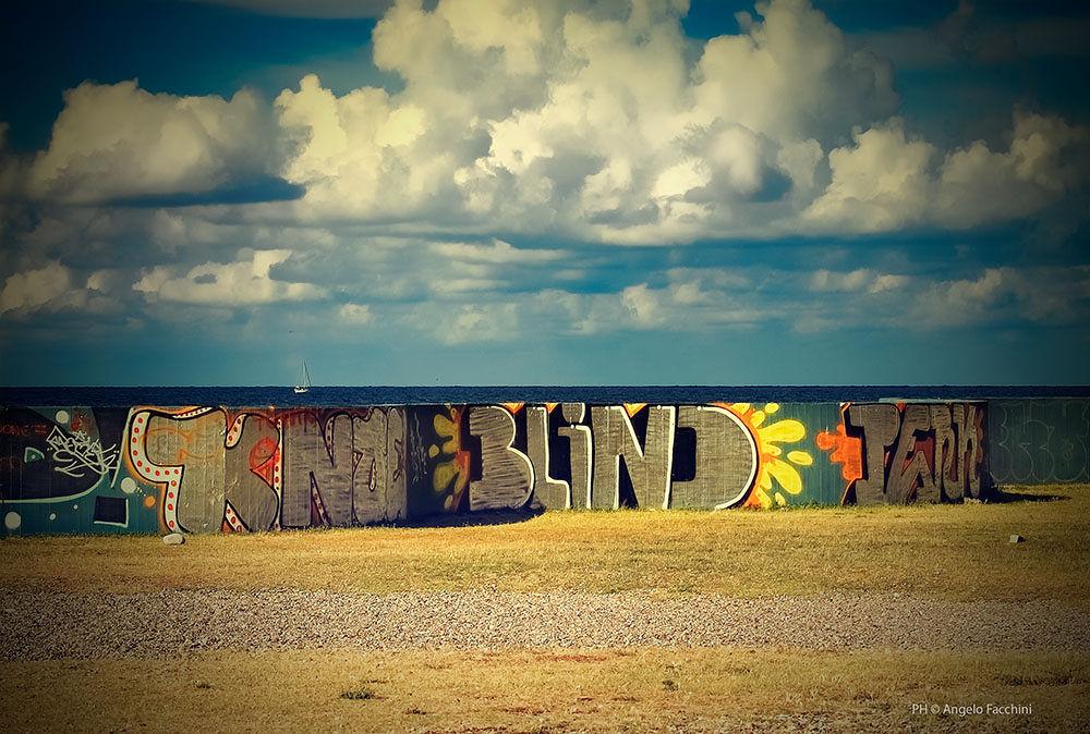 The Wall by angelofacchini