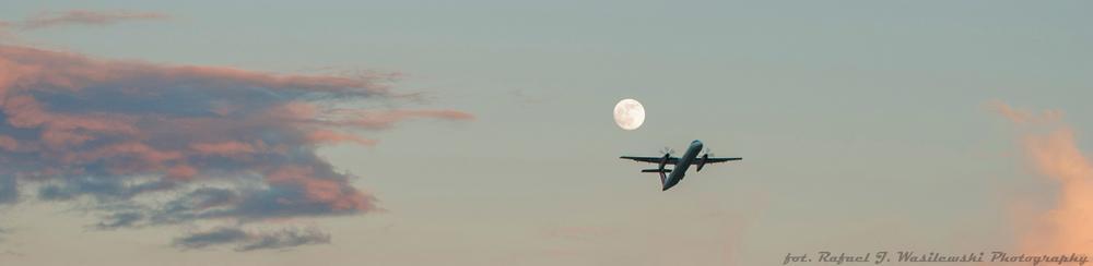 Photo in Random #plane eurolot airport warsaw c