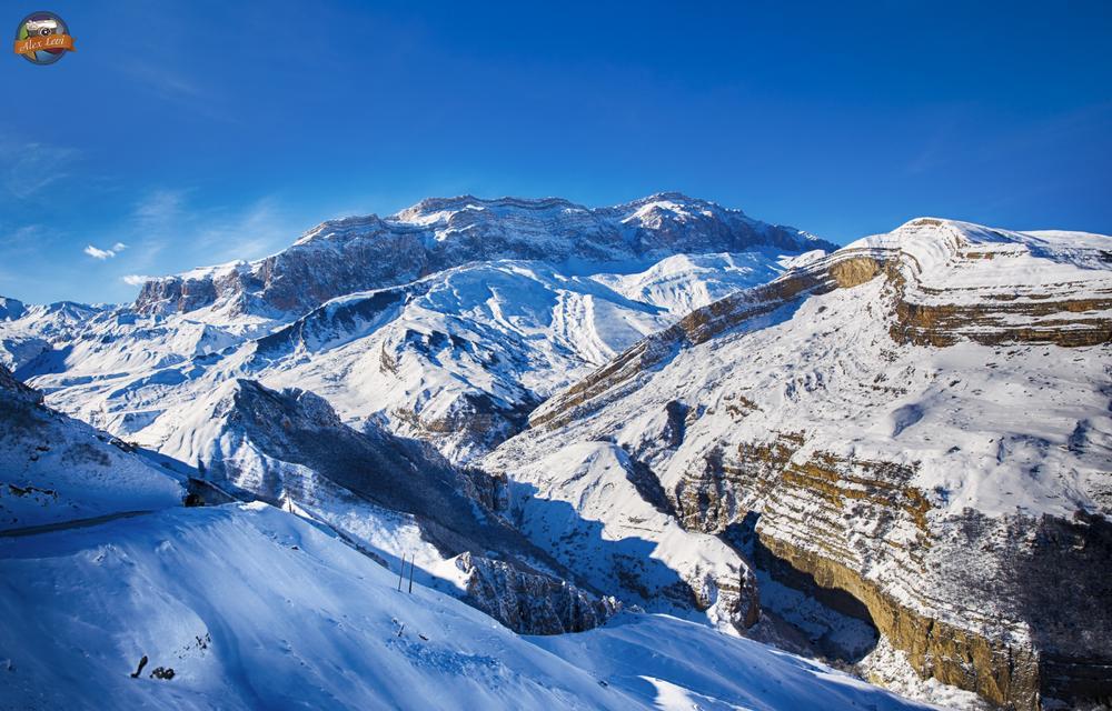Photo in Landscape #shahdag #mountain #landscape #alex levi