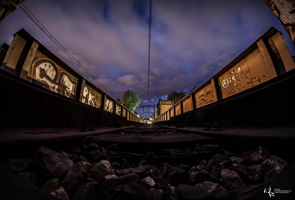 Photo in Random #train #station #torun #poland