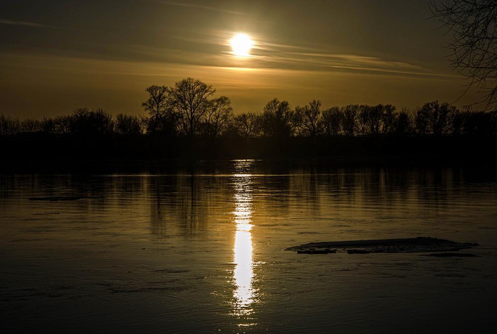 Photo in Random #sunset #summer #sun #night #poland