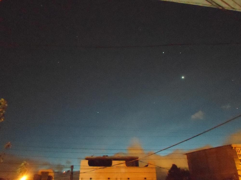 Photo in Astrophotography #venus #betelgeuse #jupiter #capella