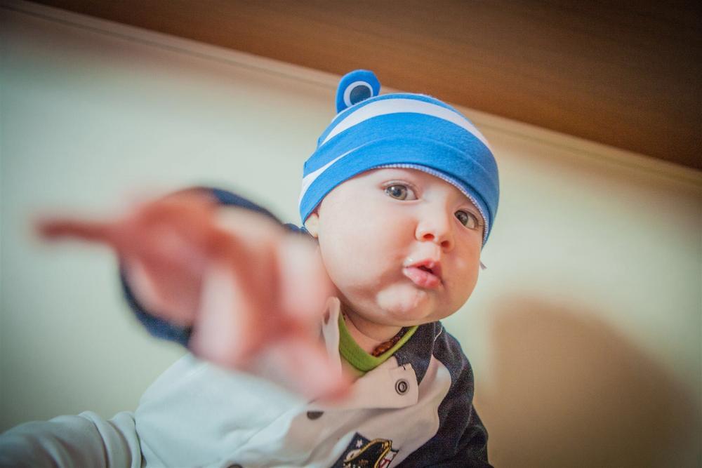 BABY RAPPER by Fabio Sari