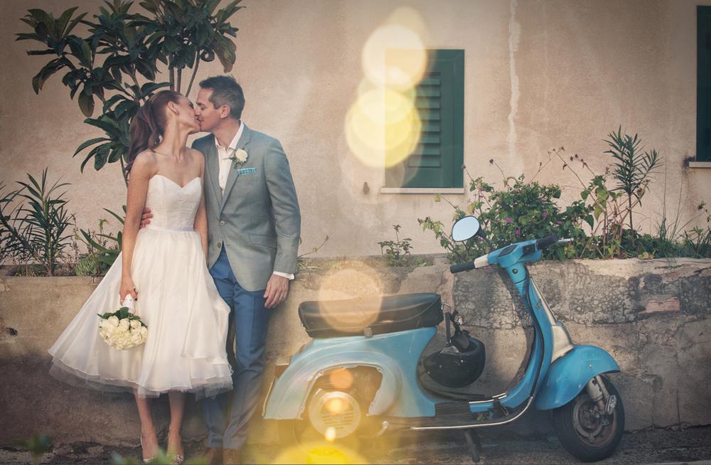 Wedding in Praiano - vintage charm by alfonsolongobardi_italyweddingphotos