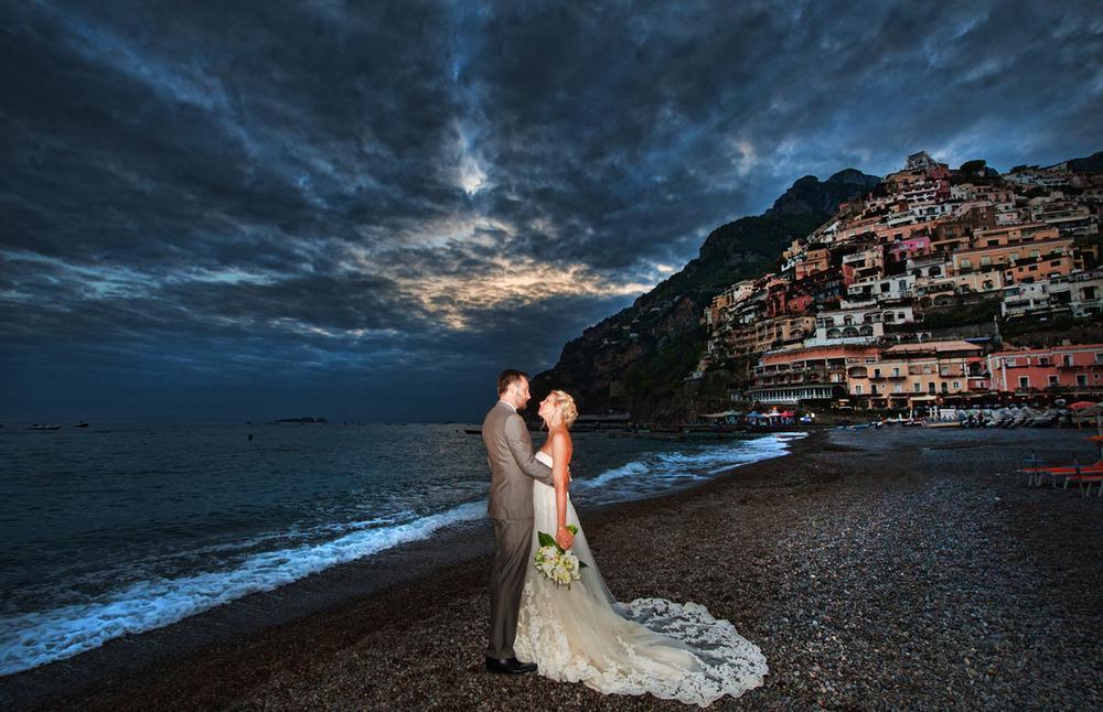 Wedding in Positano by alfonsolongobardi_italyweddingphotos