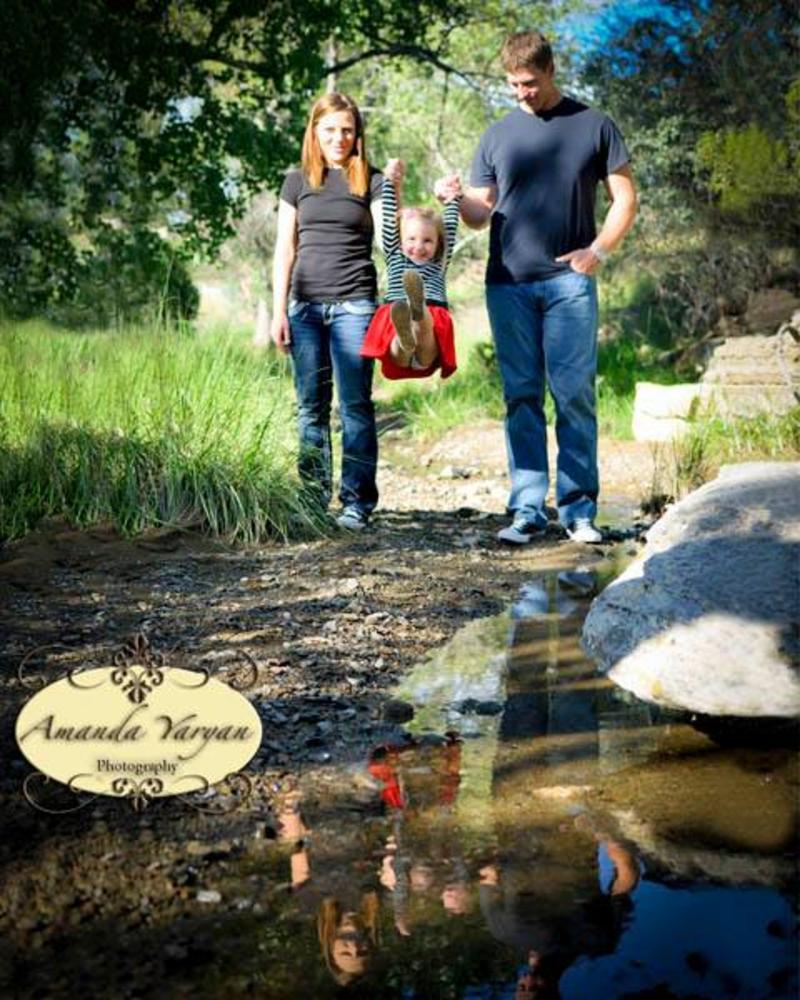 at the creek 2 by Amanda Yaryan