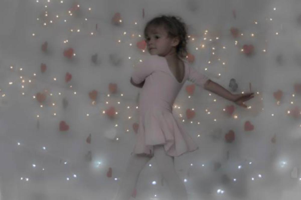 Spinning Ruby by Amanda Yaryan