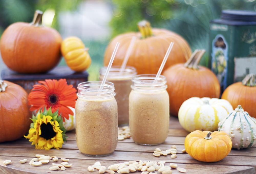 Photo in Food #pumpkin #pumpkins #pumpkin shake #pumpkin shakes #shake #shakes #milk shake #milk shakes #sunflower #peanut #peanuts #straw #straws #mason jar #mason jars #peanut butter #tin can #halloween #october #specials #seasonal shake #seasonal #custom #greenleaf #greenleaf chopshop #chopshop #greanleaf gourmet chopshop #california
