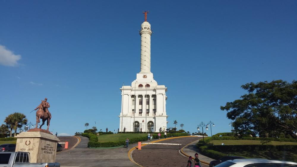 Monumento a Los Héroes de la Restauración  by Felix Corona