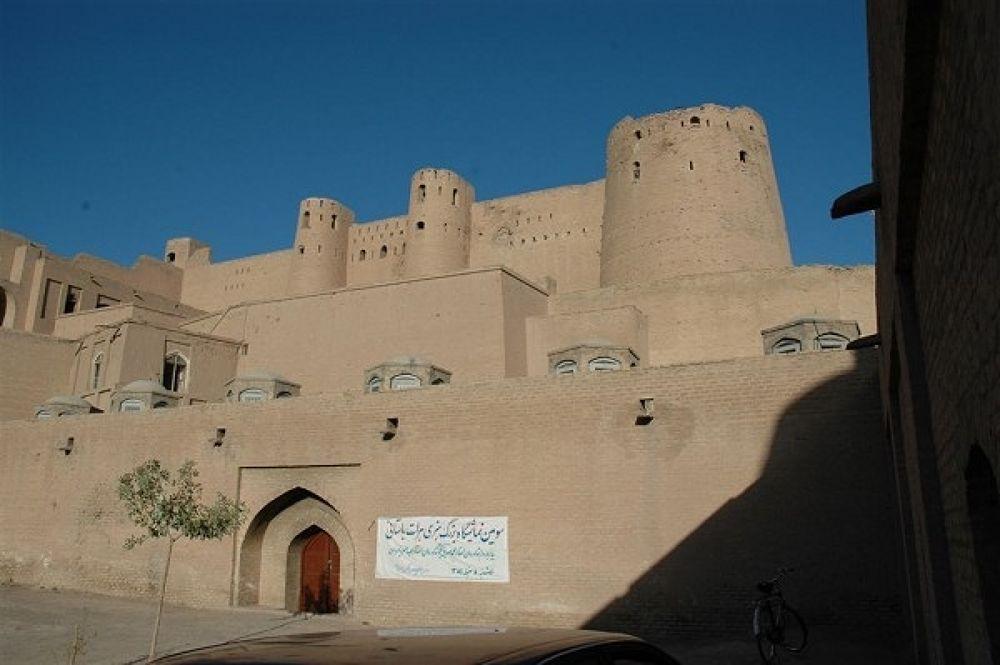 Herat_Citadel by afghanistan4ever