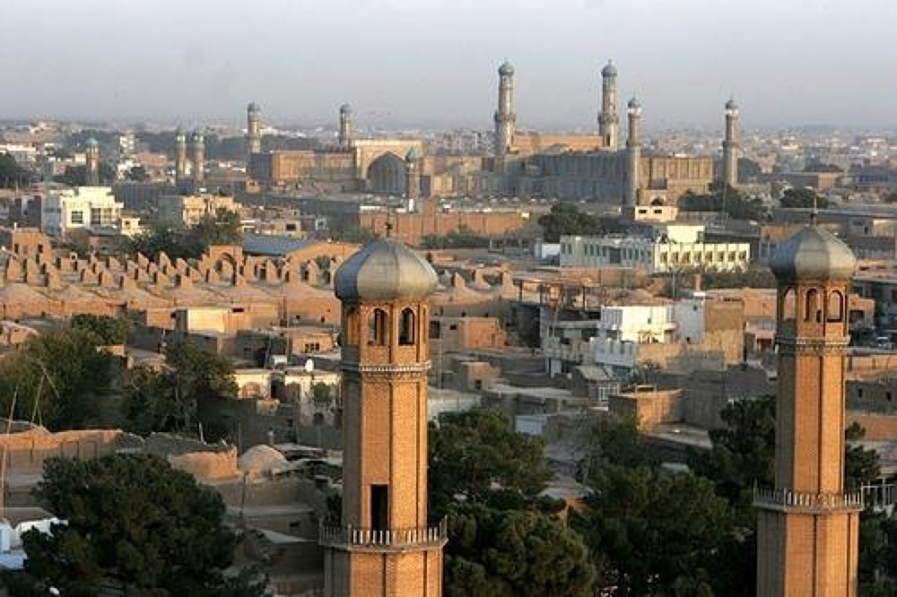Herat-City by afghanistan4ever