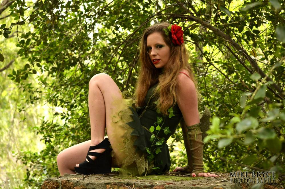 Tarryn in the Forest by MikeBryce Photography