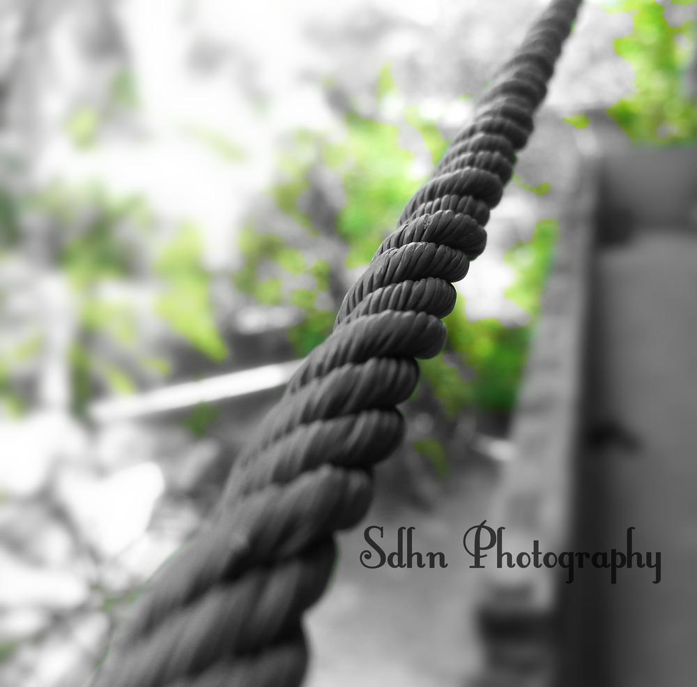Rope...... by Šd Hñ
