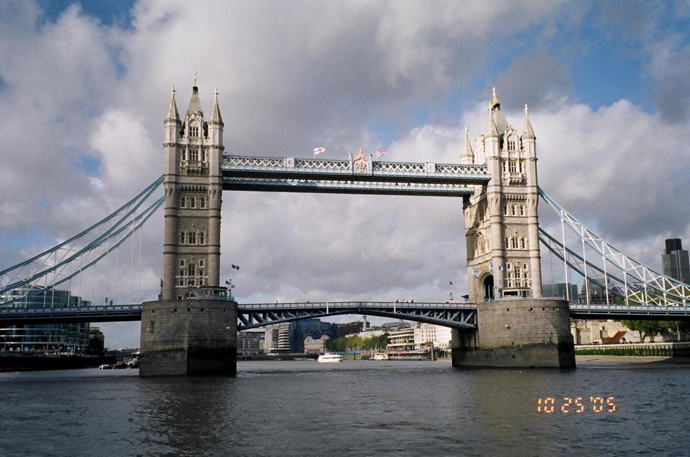 Copy of london bridge by Robert Mckenna