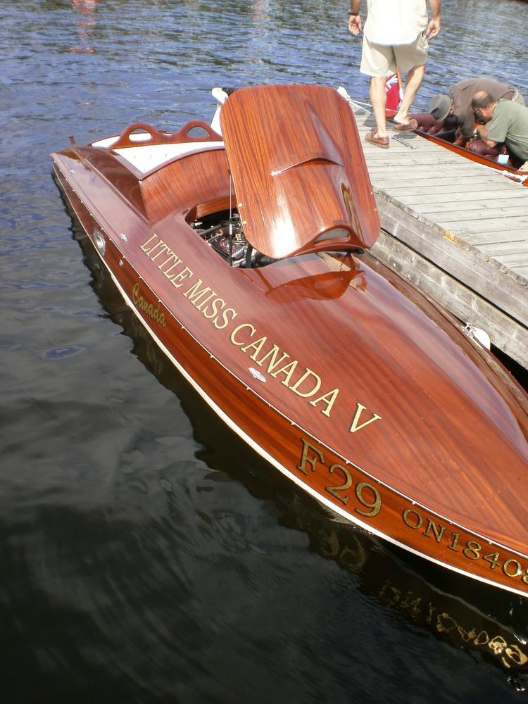 boat show 157 by Robert Mckenna