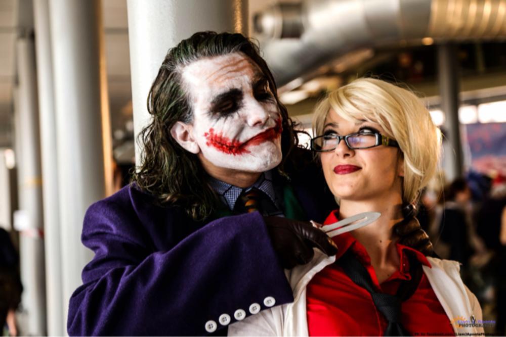 No Joker, don't do that!  by Liam J. Aponte